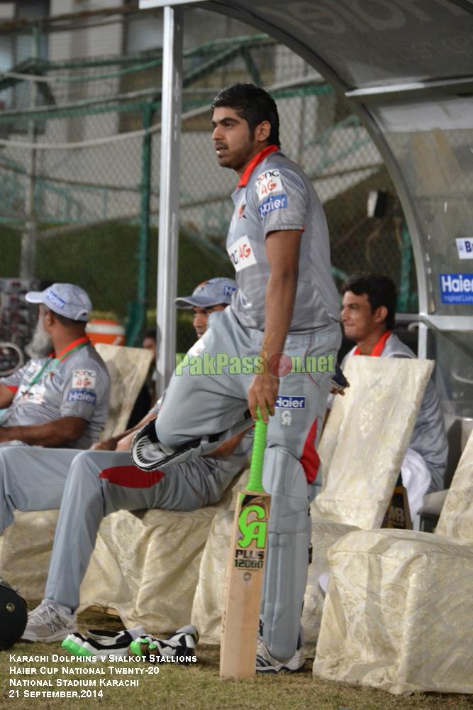 Haier Cup - Karachi Dolphins vs Sialkot Stallions