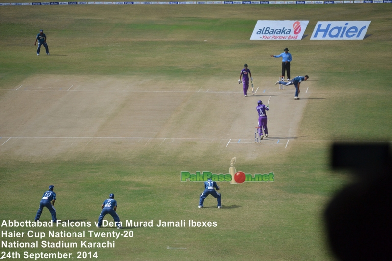 Haier Cup - Abbottabad Falcons v Dera Murad Jamali Ibexes