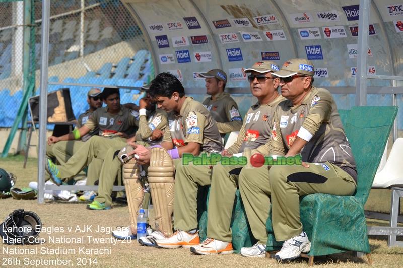 Haier Cup -  Lahore Eagles v AJK Jaguars