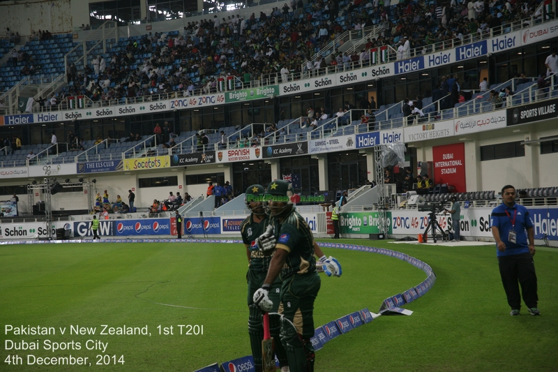 Pakistan v New Zealand | 1st T20I | Dubai