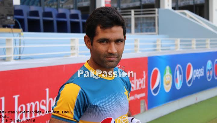 Asad Shafiq completes 3000 runs in Test cricket