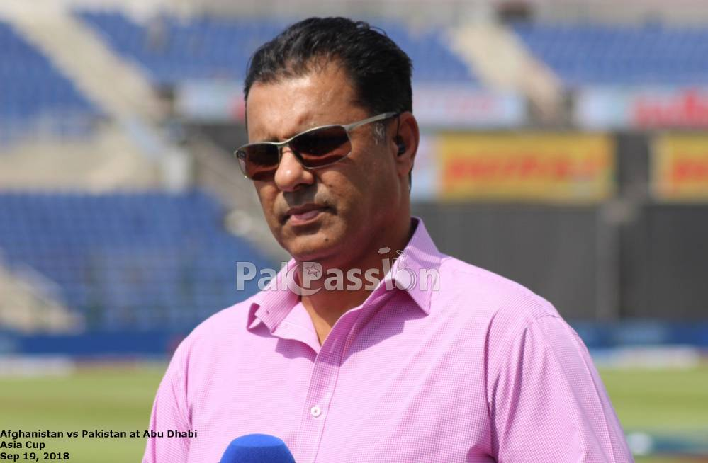 Waqar Younis appointed as Pakistan Bowling Coach