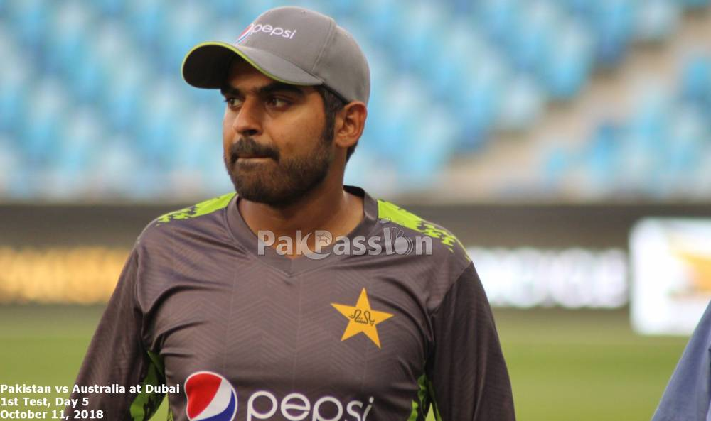 Pakistan vs Australia 2018 - 1st Test