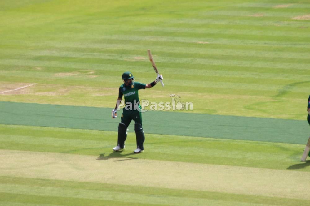 Pakistan v Bangladesh at Lord