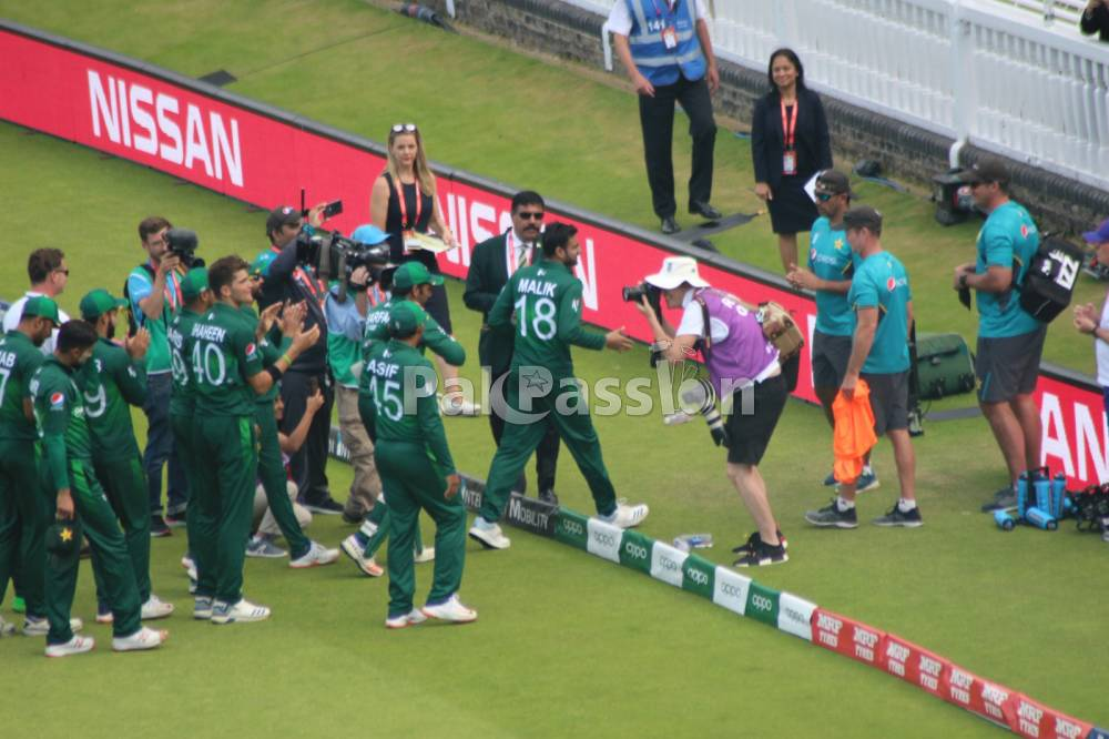 Pakistan v Bangladesh at Lord