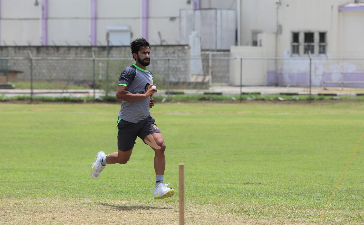 Pakistan squad begins practice in Barbados after clearing COVID-19 tests