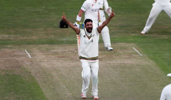 Zafar Gohar continues his fine form in the County Championship