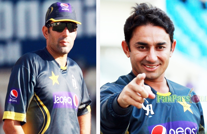 Misbah-ul-Haq and Saeed Ajmal  nominated for ICC ODI Cricketer of the Year