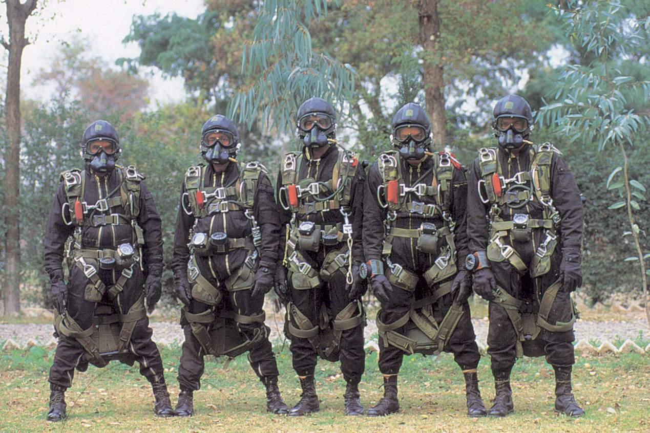 Pakistan SSG And Other Elite Army Wings