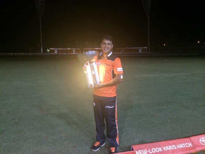 Yasir Arafat helps Perth Scorchers to another Big Bash title