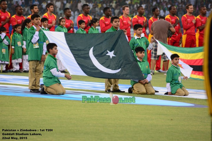 Stunning pictures from Pakistan v Zimbabwe 2nd T20I
