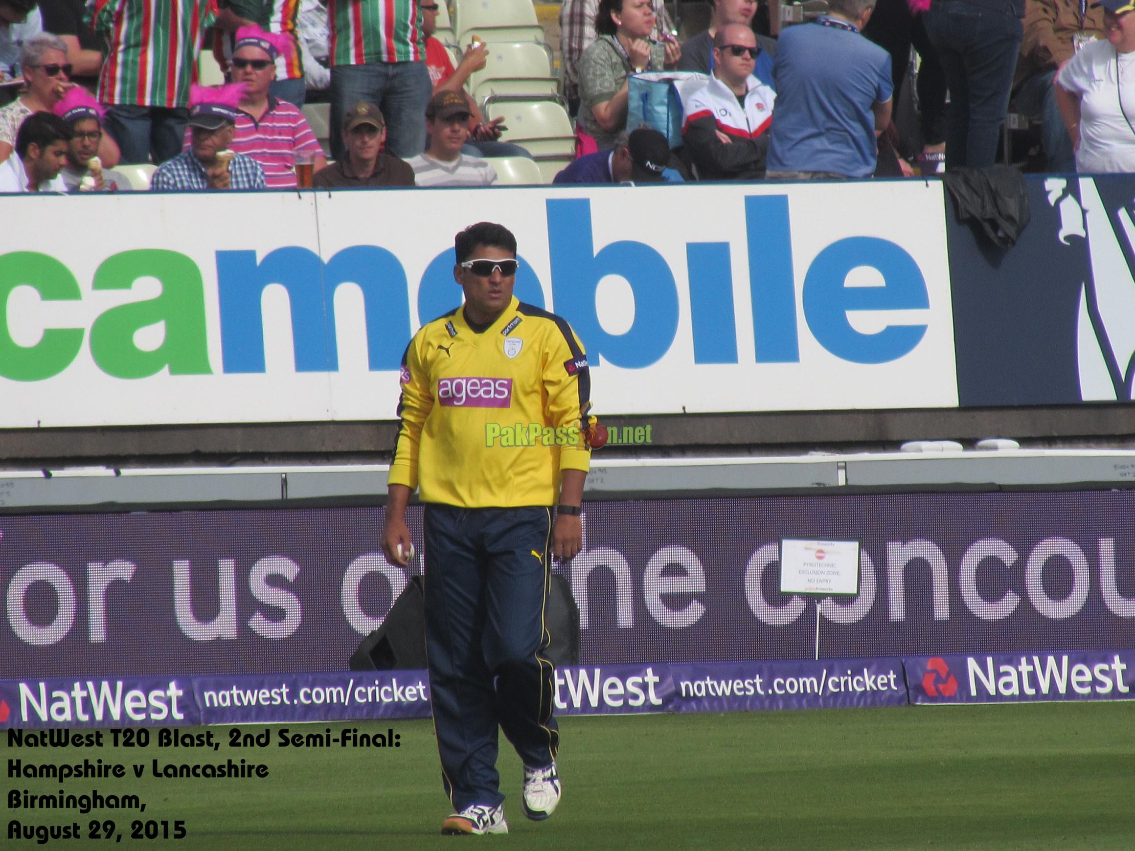 Pictures from NatWest T20 Blast 2015 Finals Day