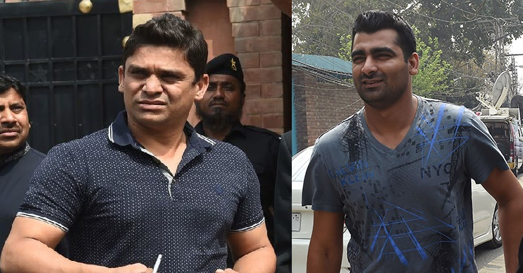 Khalid Latif and Shahzaib Hasan issued a notice of demand by the PCB