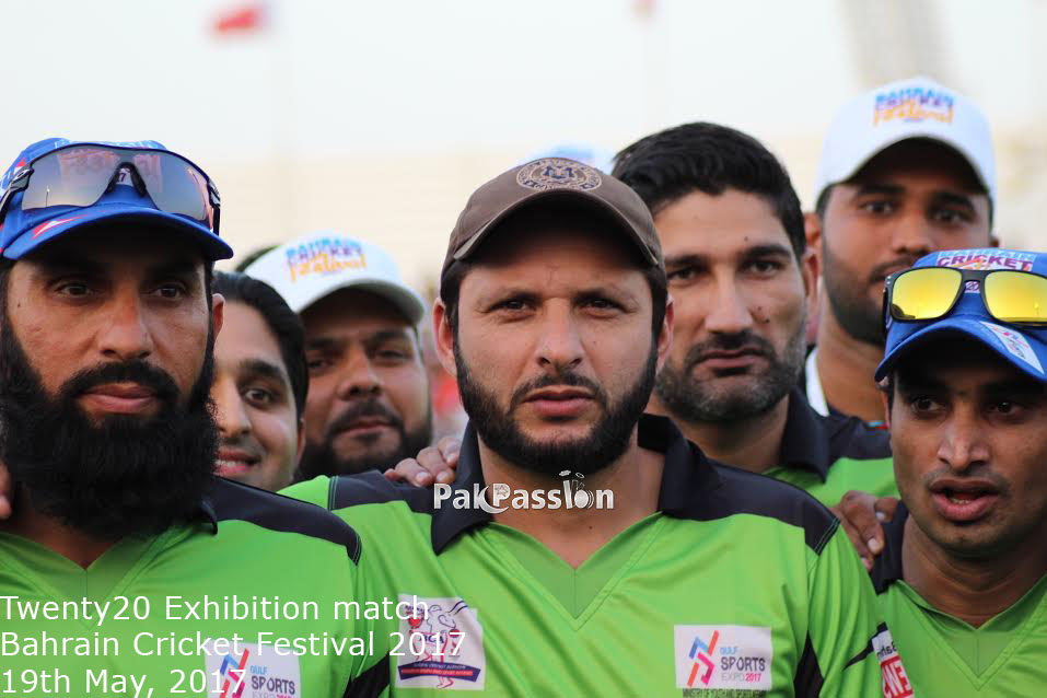 Pictures from the Bahrain Cricket Festival 2017