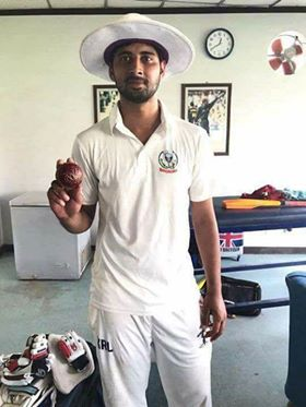 21-year-old fast-bowler Ali Shafiq takes 12 wickets in Quaid-e-Azam Trophy