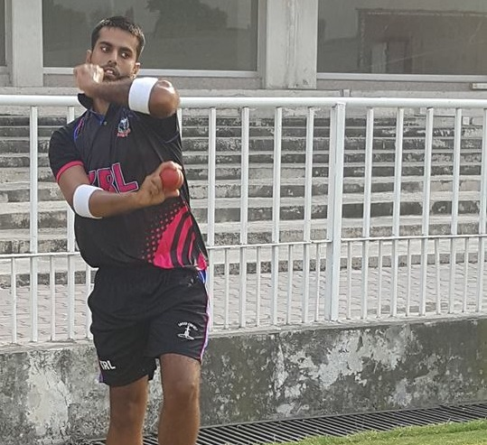 Ahmed Bashir bowls stunning spell of 7/53 in Round 2 of Quaid-e-Azam Trophy (Super 8)