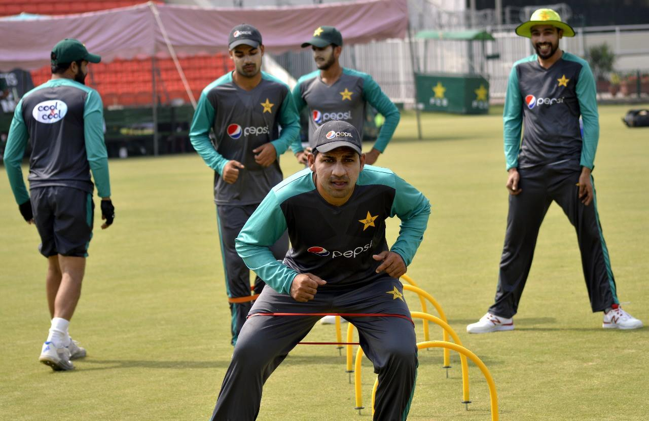 Training Camp for Pakistan's Test tour of Ireland and England begins in Lahore
