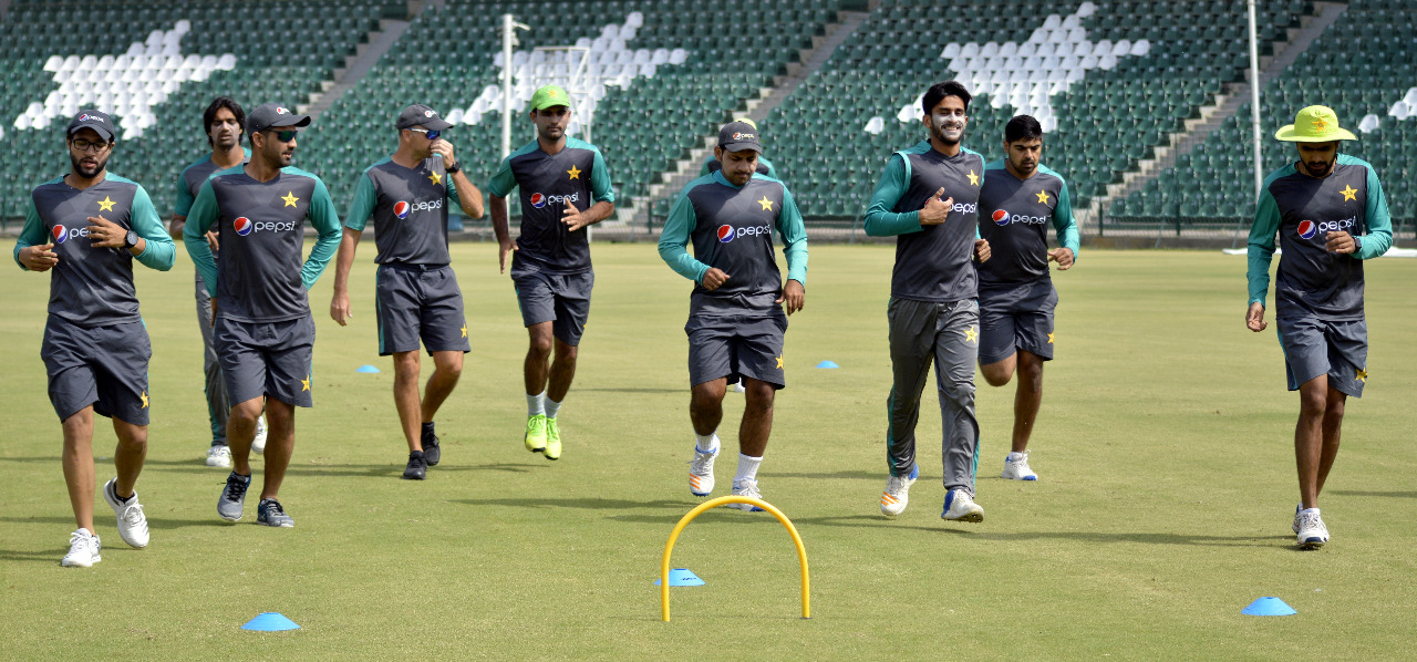 Pakistan Test squad departs for London ahead of the Test series against Ireland and England