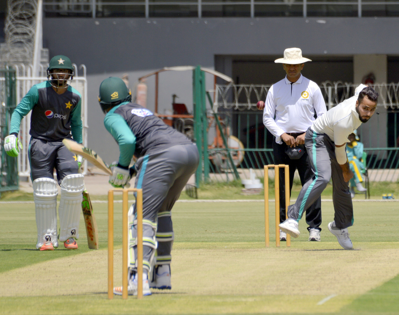 Training Camp for Pakistan's Test tour of Ireland and England concludes in Lahore