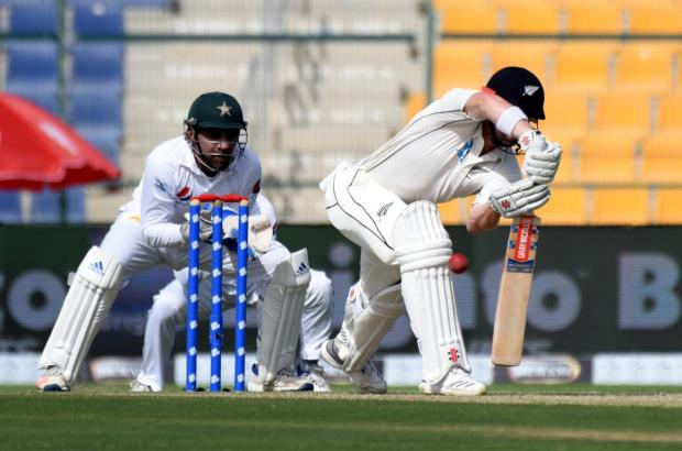 New Zealand 56/1 at Stumps on Day 2 of the 1st Test