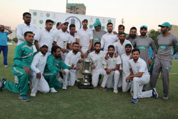 HBL draw final against SNGPL, win Quaid-e-Azam 2018/19 Trophy courtesy of first-innings lead