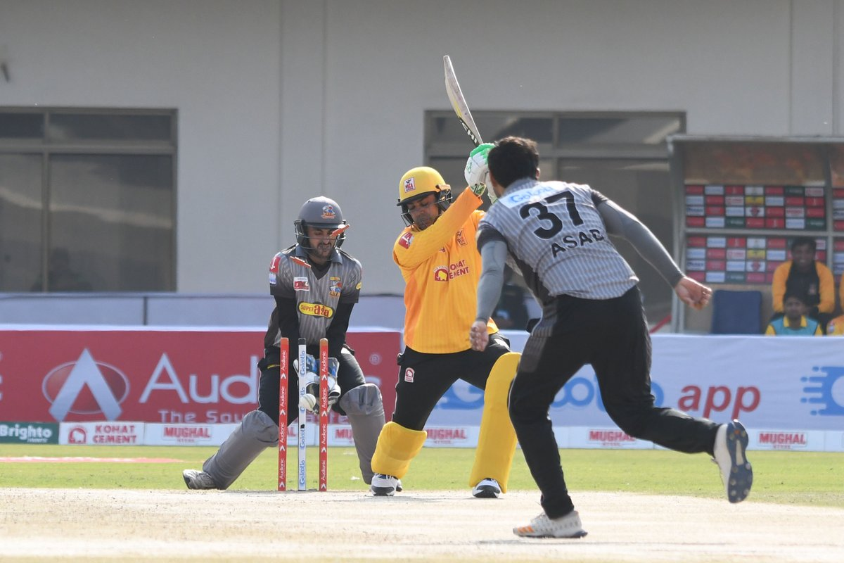 Peshawar defeat FATA by 2 wickets in the National T20 Cup 2018/19