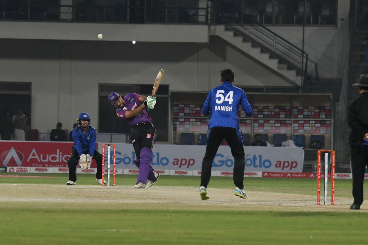Multan defeat Karachi Whites by 8 wickets in the National T20 Cup 2018/19