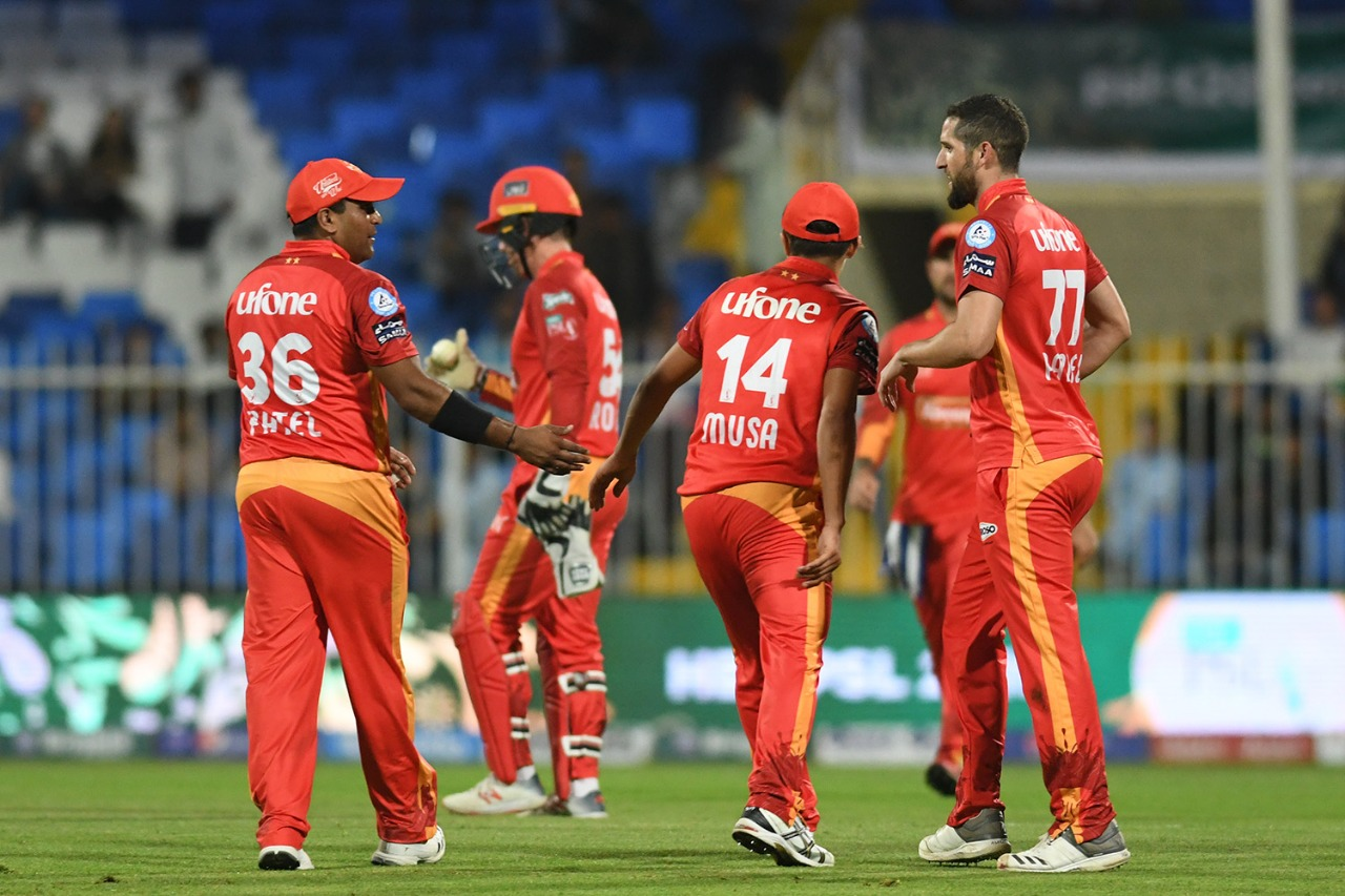 Islamabad United beat Karachi Kings by 7 wickets in 13th match of PSL 4