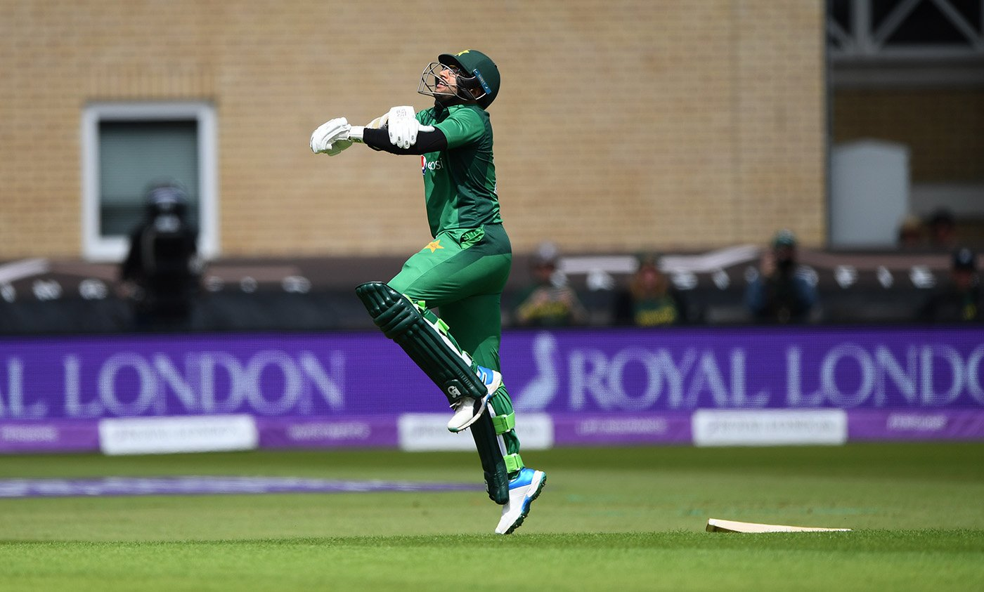 Precautionary x-rays for Imam-ul-Haq show no fracture