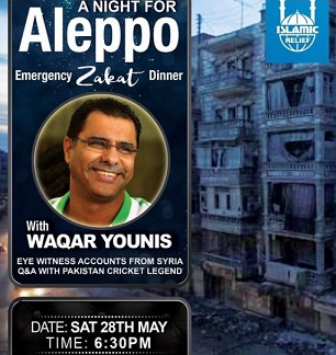 A night for Aleppo
